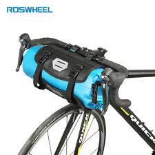 Bicycle Handlebar Bag Bike Waterproof Bags Front Tube Bag Pannier Cycling Bag