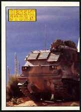 US Army MLRS #80 Desert Storm 1991 Merlin Sticker (C959)