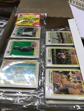 1983 TOPPS THE GREATEST OLYMPIANS 45 CARD RACK PACK CASSIUS CLAY/MUHAMMAD ALI