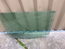 Jaguar X Type Estate Door Glass @01-09 Nsr Passenger Side Rear