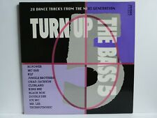 Turn Up The Bass 5 - Vinyl Doppel LP – Sampler