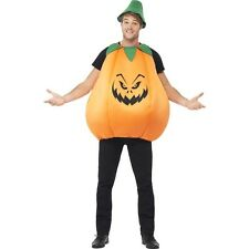 Smiffys Halloween Orange Pumpkin Adults Fancy Dress Costume One Size Sk075 CC 05