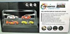 Vitrine Schaukasten Expositor Spielzeug-Fahrzeuge Auto modelle 1:43 1:24 Box