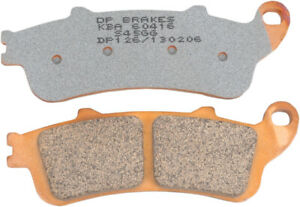DP Brakes - DP126 - Standard Sintered Metal Brake Pads