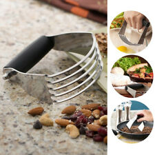 Stainless Steel Dough Cutter Pastry Blender Baking Decorating Kitchen Tools Cake
