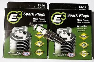 E3.46 E3 Premium Automotive Spark Plugs - 8 SPARK PLUGS
