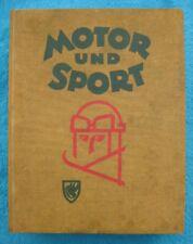 MOTOR UND SPORT 2.Halbjahr 1938 - EMW DKW AWO MZ BMW Oldtimer PKW Motorräder