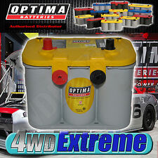 OPTIMA D34/78 DUAL PURPOSE AGM BATTERY 750CCA COMMODORE CAMARO CORVETTE D34 CHEV