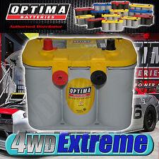OPTIMA D34/78 DUAL PURPOSE AGM BATTERY 650CCA COMMODORE CAMARO CORVETTE D34 CHEV