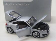 Audi TT Coupé (2014) Argent MET./MINICHAMPS 1:18