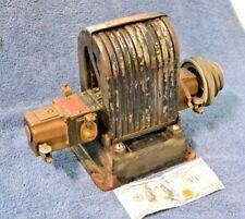 New listing Rare Antique Western Electric 80v Telegraph Telephone Magneto Generator Dynamo