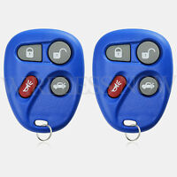 2 Car Keyless Entry Remote Navy For 2001 2002 2003 2004 2005 Pontiac Grand AM