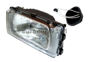 New! Volvo GLASS HEADLAMP (LEFT (Scantech 10.2649-E) 1312649