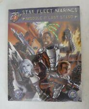 Star Fleet Marines Module II: Last Stand
