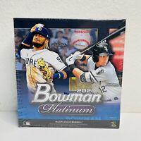 2020 Topps Bowman Platinum Baseball MEGA BOX, BRAND NEW, SEALED! Auto? Parallel