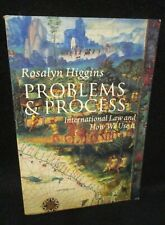 Problems and Process: International Law and How... by Higgins, Rosalyn Paperback