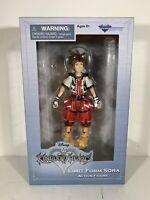 Kingdom Hearts Diamond Select Limit Form Sora Action Figure