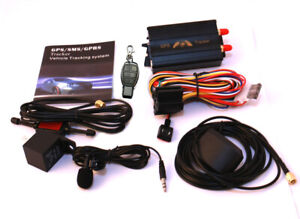 Coban GPS Tracker TK103B Quad band truck GSM GPRS Vehicle GPS tracking free App