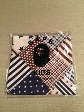 New Bape Kid by A Bathing Ape  Toddler Bandana Neckerchief Western Print RARE
