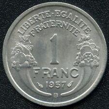 1957 France 1 Franc Coin