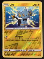 Carte Pokemon LIXY 46/156 REVERSE Soleil et Lune 5 SL5 FR NEUF