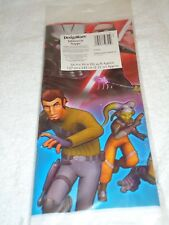 NEW STAR WARS REBELS PLASTIC TABLECOVER  PARTY SUPPLIES
