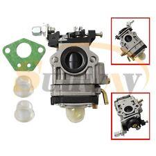 Carburateur + Joint + Poire d'Amorcage pour Débroussailleuse 52cc 49cc 43cc