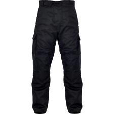 Spartan Black T17 Motorcycle Pants L