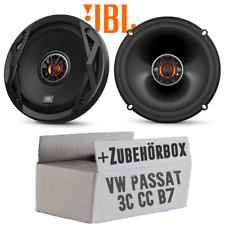 JBL Lautsprecher für VW Passat 3C CC B6 B7 Heck | 2-Wege | 16cm Boxen Einbauset