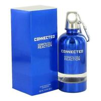 KENNETH COLE REACTION CONNECTED Cologne Men 4.2 oz New in Box