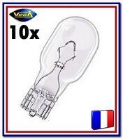 """10 Ampoules Vega® """"Maxi"""" W16W T10 W2,1x9,5d 12067 Arrière Stop Recul Frein12V"""