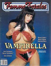 Femme Fatales Vampirella Christiva Turner Gina Gershon Joan Severance NM