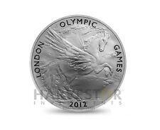 2012 LONDON OLYMPIC 5 OZ. SILVER PEGASUS - LANDMARK ISSUE - 5 OZ. PROOF SILVER
