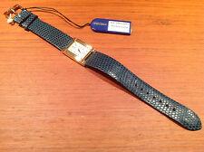 New expo - Vintage Reloj Watch Montre SEIKO Quartz 27 x 20 mm Steel Green