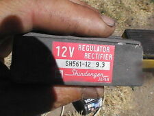 REGULATEUR 125 NX 125NX TRANSCITY HONDA SH561 CELLULE