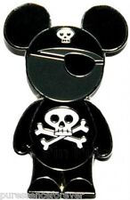 Disney Pin: WDW/DLR Mouse Ears People: Pirate (New On Card)