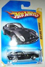 Black Ferrari 250 GTO 05/42 2009 HW Premiere Hot Wheels 1:64 scale Die Cast Car