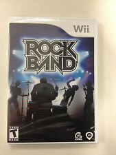 Rock Band Wii (game only)
