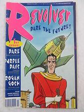 REVOLVER MAGAZINE ISSUE 1 July 1990