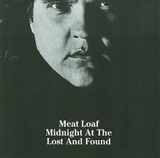 MEAT LOAF - MIDNIGHT AT THE LOST AND FOUND NEW CD