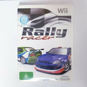 Wii Rally Racer - Nintendo Wii - Free Postage + Manual