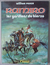 VANCE  ***  RAMIRO 4. LES GARDIENS DU BIERZO  ***  EO 1980 TTBE