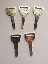 ESP Lock Product HD91 Honda X182 Uncut Key Blanks- 5 pack Metal Headed Key