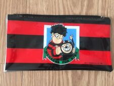 Black Red Striped Dennis The Menace And Gnasher Pencil Case
