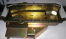 Canton Small Block Chevy oil pan 11-180T 1piece rear wet sump sbc Chevrolet 350