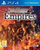 Samurai Warriors 4 Empires   PlayStation 4 PS4 New (1)