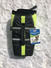 Petco Flotation Vest For Dogs Small Yellow/Black New With Tags