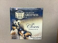 2008 Daily News New York Yankees Legacy of Greatness DVD The Closers