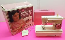 Vintage Early 1970's Sears Lockstitch Childs Sewing Machine Good Cond/Working 1G
