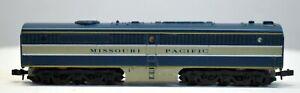 CON-COR N Scale E8B MISSOURI PACIFIC Powered Diesel Unit, DCC - Restoration
